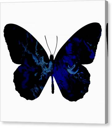 Butterfly 002 Canvas Print by Brian Reaves