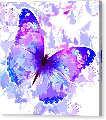 Butterfly 321 Canvas Print