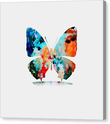 Butterfly Canvas Print by Brian Reaves