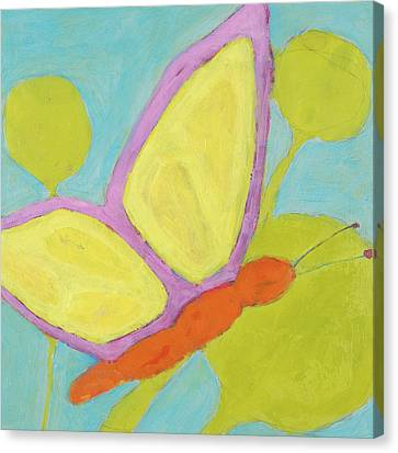 Butterfly Canvas Print by Laurie Breen