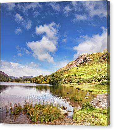 Buttermere, English Lake District Canvas Print by Colin and Linda McKie