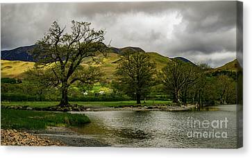 Buttermere Canvas Print by John Collier