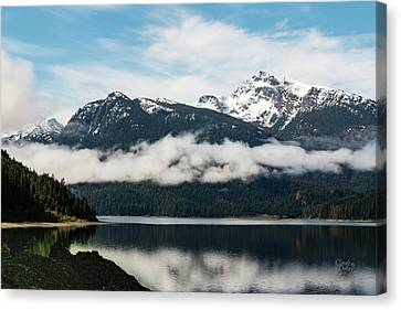 Buttle Lake-3 Canvas Print