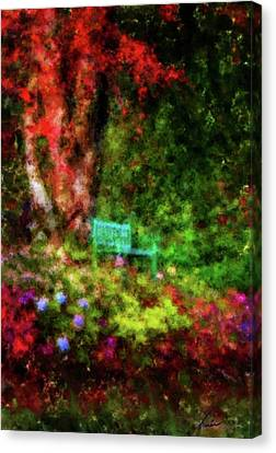 Bottomlands Canvas Print - By The Lakeshore by Armin Sabanovic