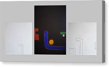 C 23 Canvas Print by Radoslaw Zipper