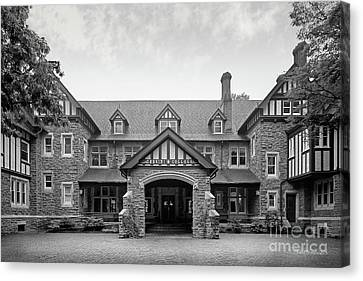Cabrini College The Mansion Canvas Print by University Icons
