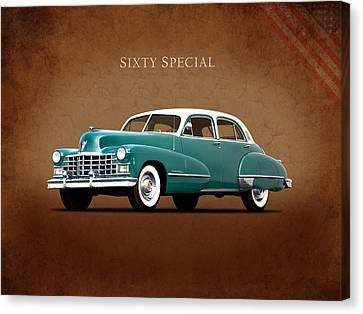 Cadillac Sixty Special 1949 Canvas Print