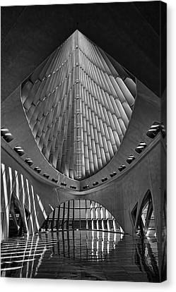 Calatrava 4 Canvas Print