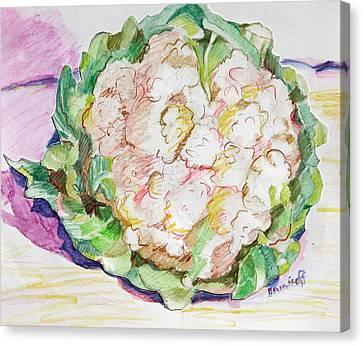 Califlower Canvas Print