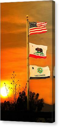 California Glory Canvas Print by Richard Gordon