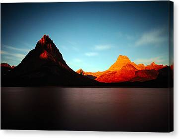 Call Of The Wild Canvas Print by Todd Klassy