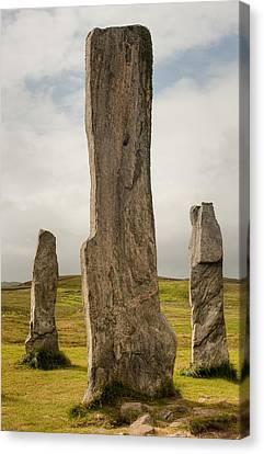 Callanish Standing Stones Canvas Print