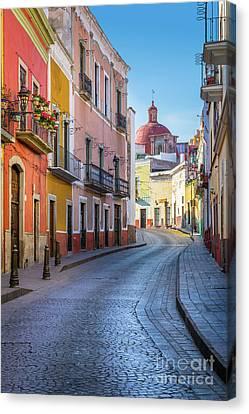 Calle Bonita Canvas Print