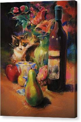 Callie Canvas Print by Paul Birchak
