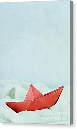 Calm Seas Canvas Print by Stephanie Frey