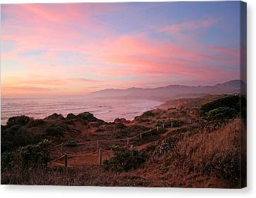 Cambria Canvas Print by Michael Rock