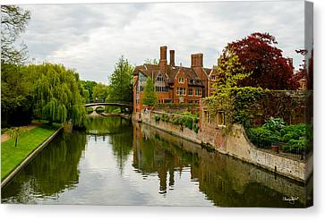 Cambridge Serenity Canvas Print