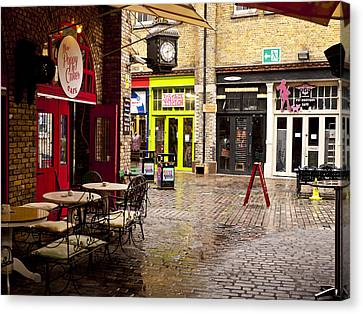Camden Stables Market Canvas Print by Rae Tucker