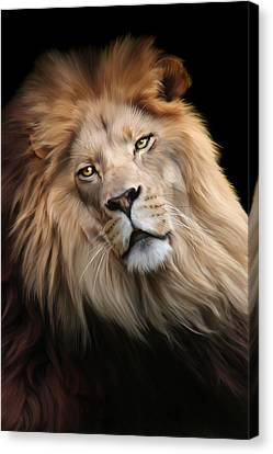 Cameron Canvas Print by Big Cat Rescue