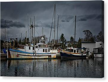 Canvas Print featuring the photograph Camjim by Randy Hall