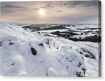 Campsie Fells 2 Canvas Print