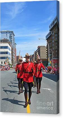 Canadas Finest Canvas Print by John Malone