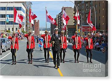 Canadian Pride Canvas Print by John Malone