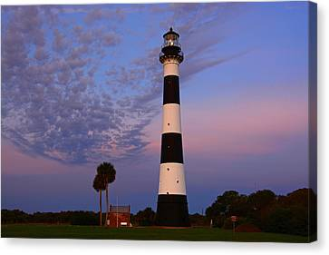 Canaveral Light Canvas Print