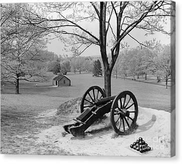 Canon At Valley Forge Canvas Print by H. Armstrong Roberts/ClassicStock