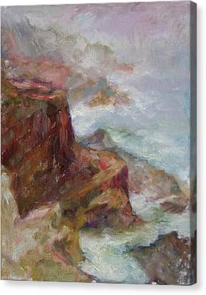 Cape Arago Afternoon Canvas Print