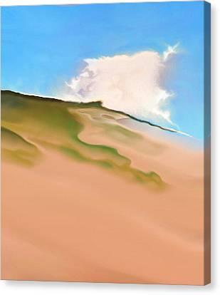 Cape Cod Canvas Print by Jurek Zamoyski