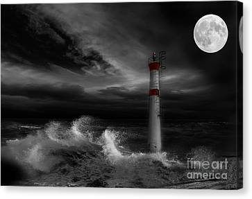 Cape Fear Canvas Print