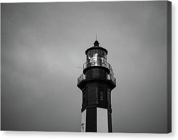 Cape Henry Lighthouse Canvas Print