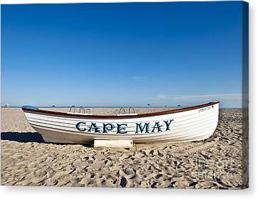 Cape May Canvas Print by John Greim