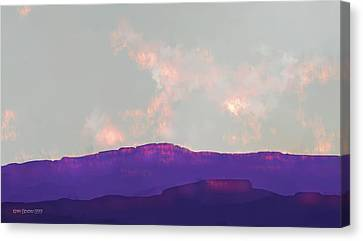 Capitol Reef Canvas Print by Kerry Beverly