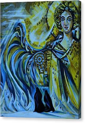 Cappadocia Sky Canvas Print by Anna Duyunova