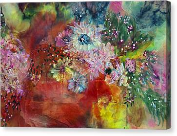 Capricious Canvas Print by Don  Wright