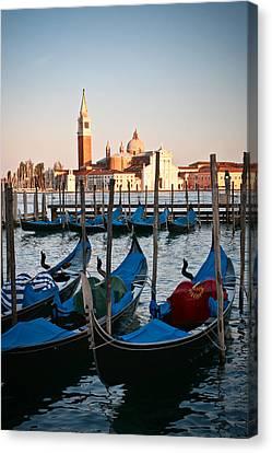 Capturing Venice  Canvas Print by Carl Jackson