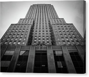 Carew Tower Canvas Print