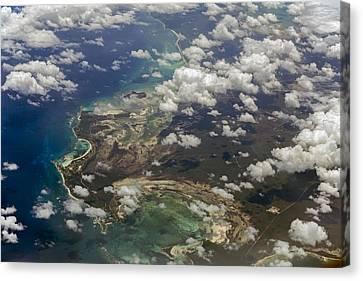 Recent Canvas Print - Caribbean Adventure by Betsy Knapp