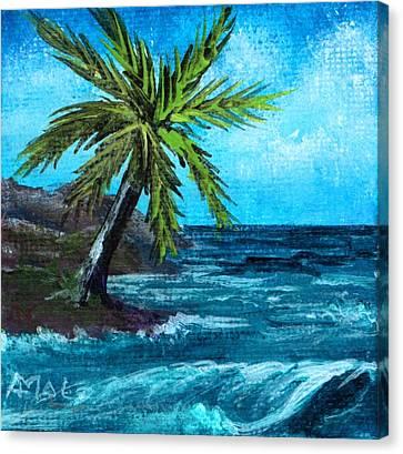 Canvas Print - Caribbean Vacation #1 by Anastasiya Malakhova