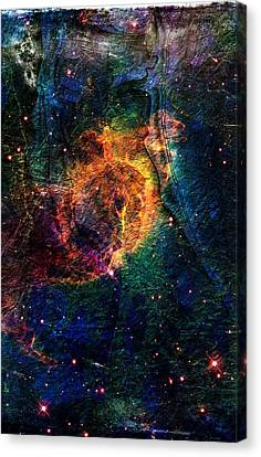 Carina Nebula Canvas Print by Andrea Barbieri