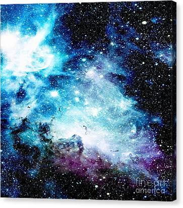 Astronomy Canvas Print - Carina Nebula  by Johari Smith