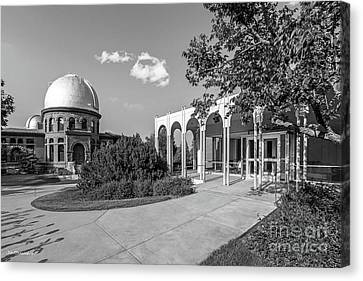 Carleton College Goodsell Observatory Canvas Print by University Icons