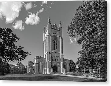 Carleton College Skinner Memorial Chapel Canvas Print by University Icons
