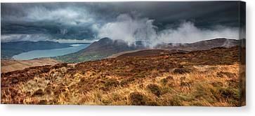Carlingford Lough Canvas Print