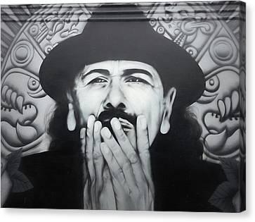 Carlos Canvas Print