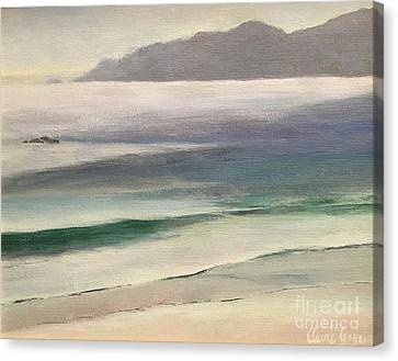 Carmel Beach Canvas Print