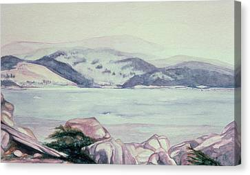 Carmel, California Canvas Print