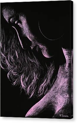 Carmen Canvas Print by Richard Young